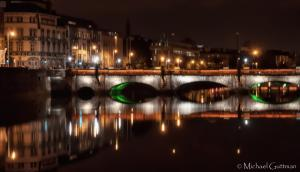 Grattan Bridge - Dublin Ireland