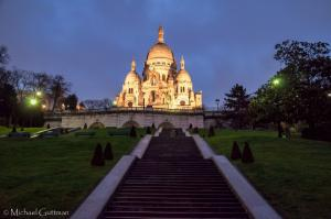 Sacré-Cœur Basilica - Paris France