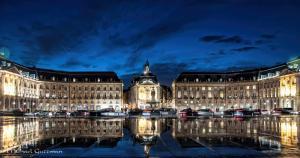 Place de la Bourse / Miroir d'Eau - Bordeaux