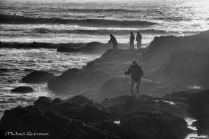 Fishermen - Yachats