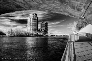 The Grand River - Grand Rapids