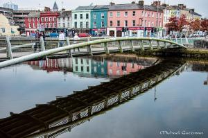 Shandon Pedestrian Bridge - Cork